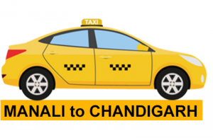 Manali to chandigarh taxi