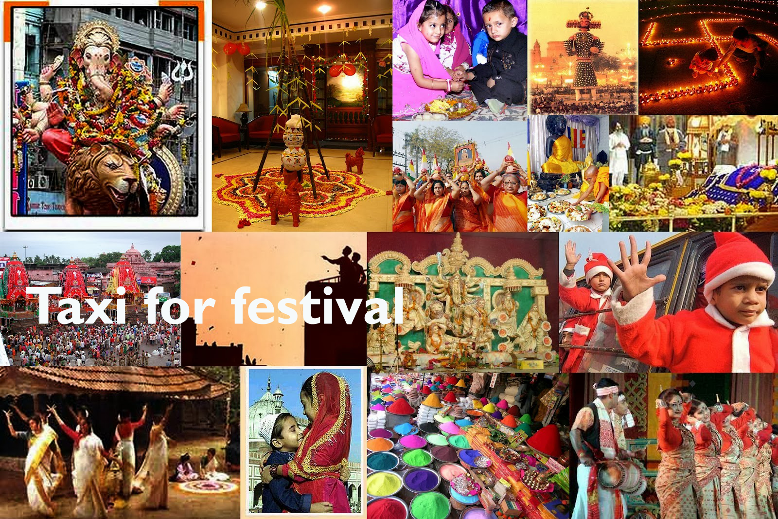 Best Taxi services for festivals in chandigarh